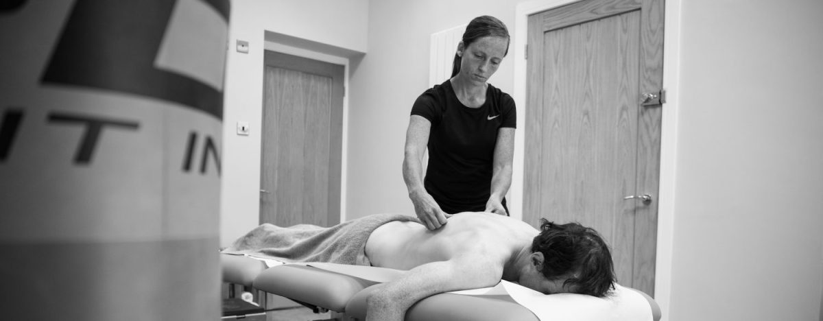 Frankie Naylor Sports Therapy
